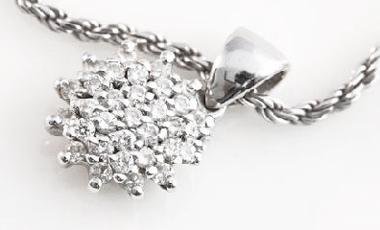 Diamantanhänger