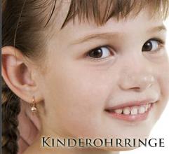 Kinderohrringe