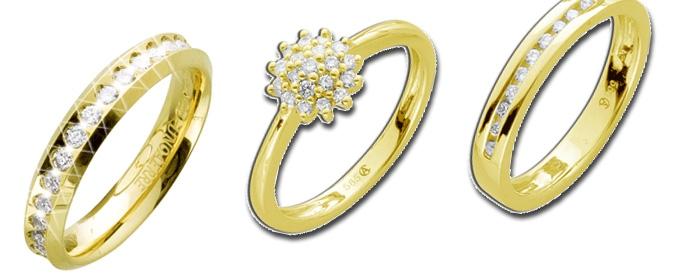 Goldschmuck günstig im Juwelier Online Shop kaufen Ch