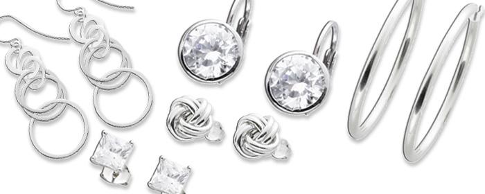 f3eefbb9fb39 Ohrringe Silber 925 - günstig Silberohrringe online kaufen bei abramo.de -  Ch. Abramowicz