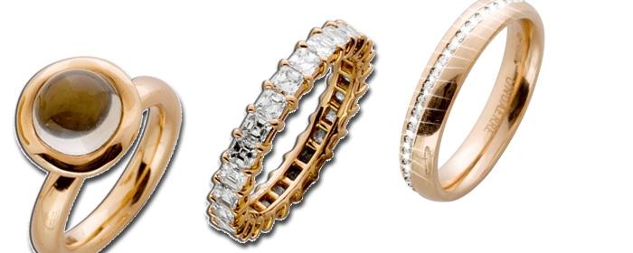 f901f75b175e Goldringe Schnaeppchen aus Gold online preiswert kaufen bei ABRAMO ...