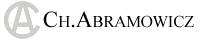 CH.ABRAMOWICZ | BRAND | SALE
