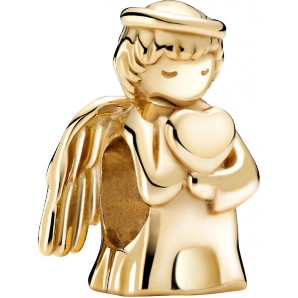 Pandora 14k Gold Angel of Love 759143C00 Gold Charm 585 Gold