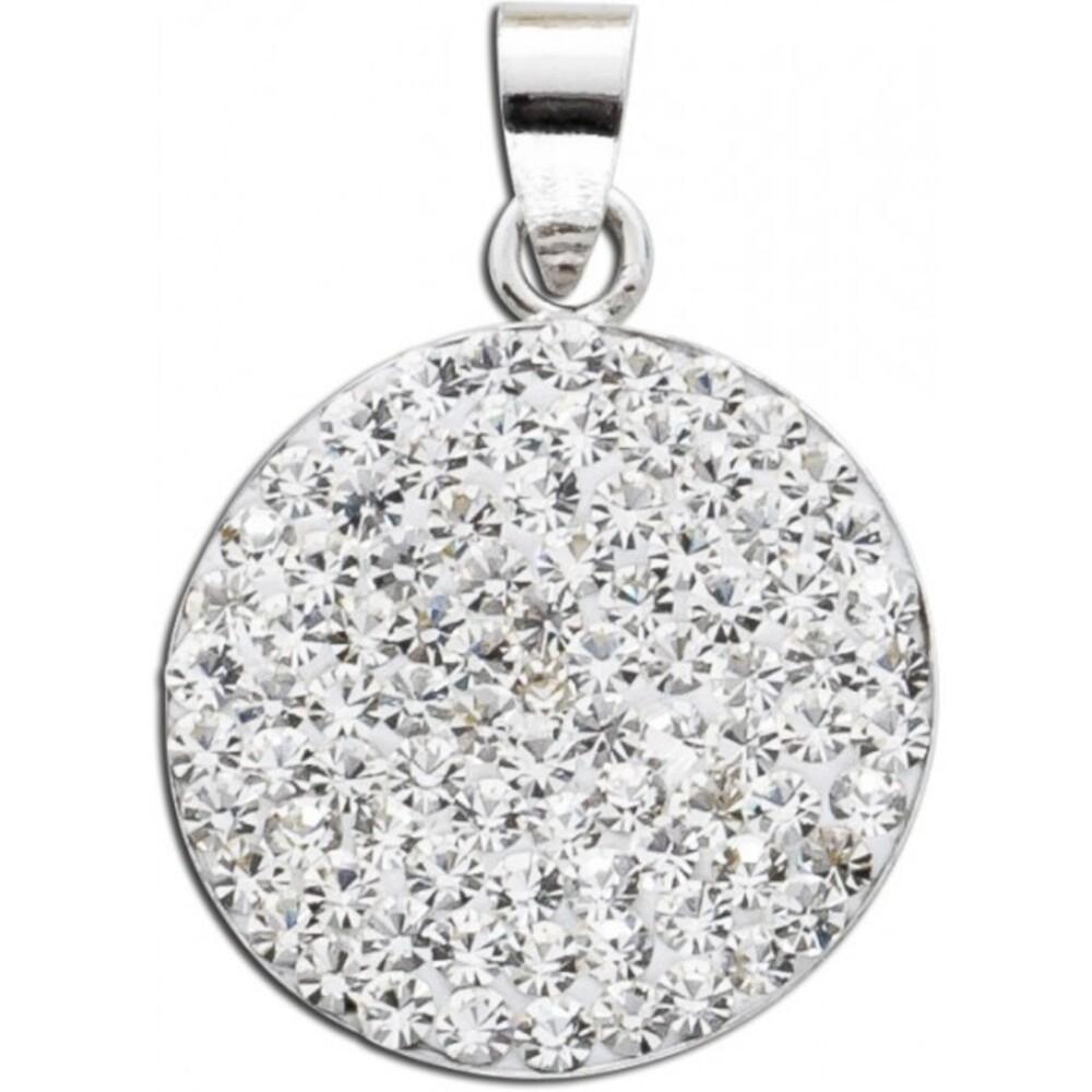 Kristallanhänger Sterling Silber 925_01