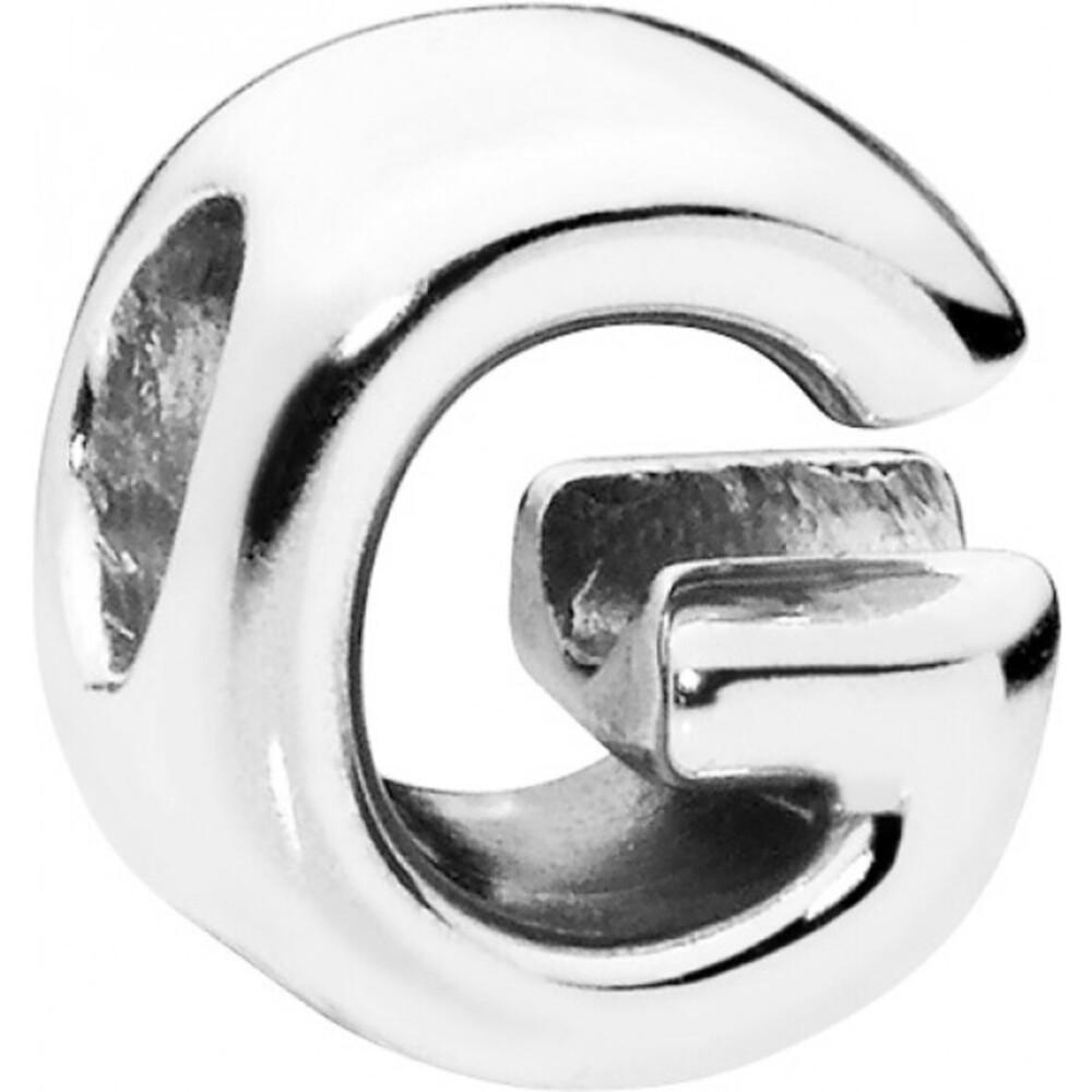 PANDORA Charms 797461 Alphabet Buchstabe G Silber 925