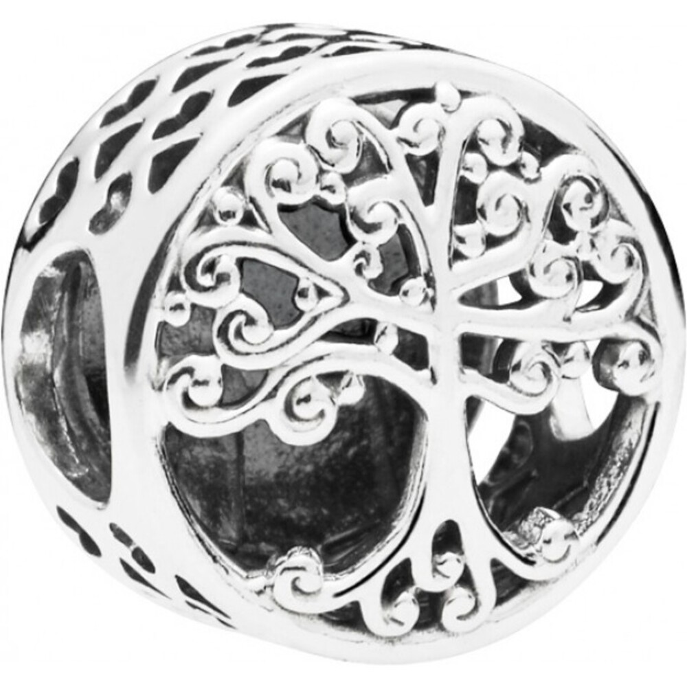 PANDORA Charm 797590 Family Roots Silber 925 Familien Stammbaum
