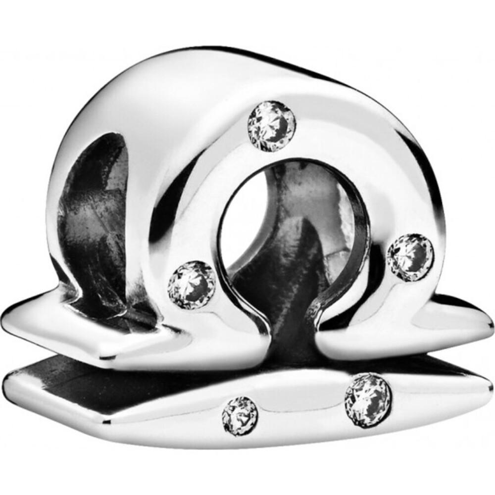 Pandora Sternzeichen Charm 798424C01 Waage Sparkling Libra Zodiac