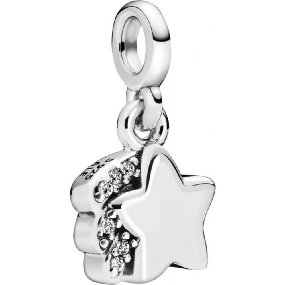 Pandora Me Charm Anhänger 798378CZ My Shooting Star Silber 925 Klare Zirkonia