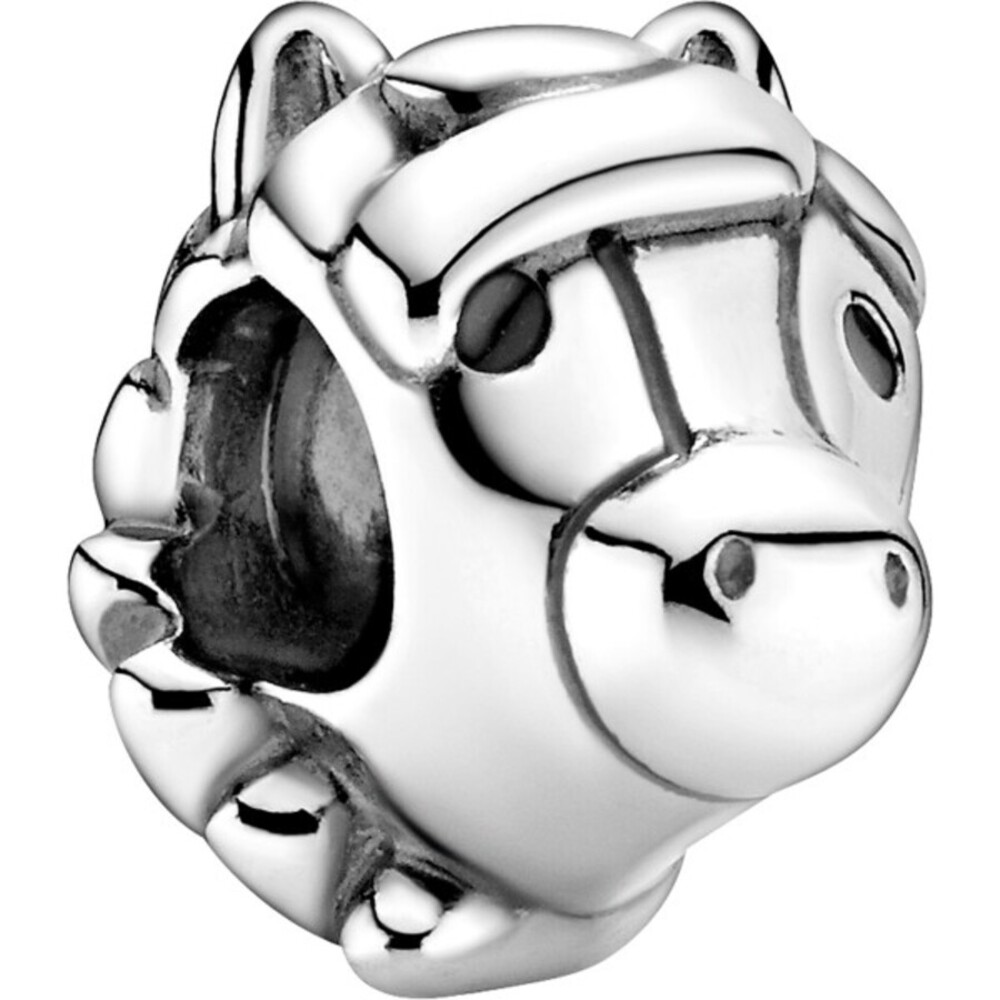Pandora Passion Charm 799074C01 Horse Silber 925