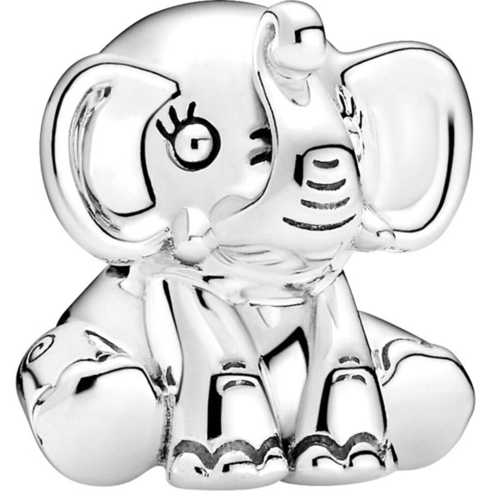 Pandora People Charm 799088C00 Ellie The Elephant Silber 925