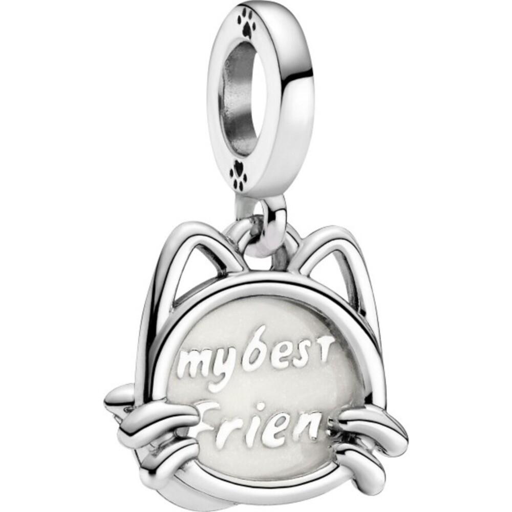Pandora Charm Anhänger 799329C01 My Pet Cat Sterling Silber 925 1