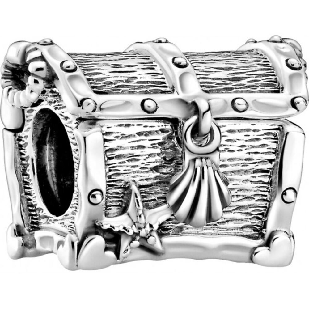 Pandora Charm Chest of Treasure Sterling Silber 925 Pandora Moments Kollektion Sommer 2021 799432C00
