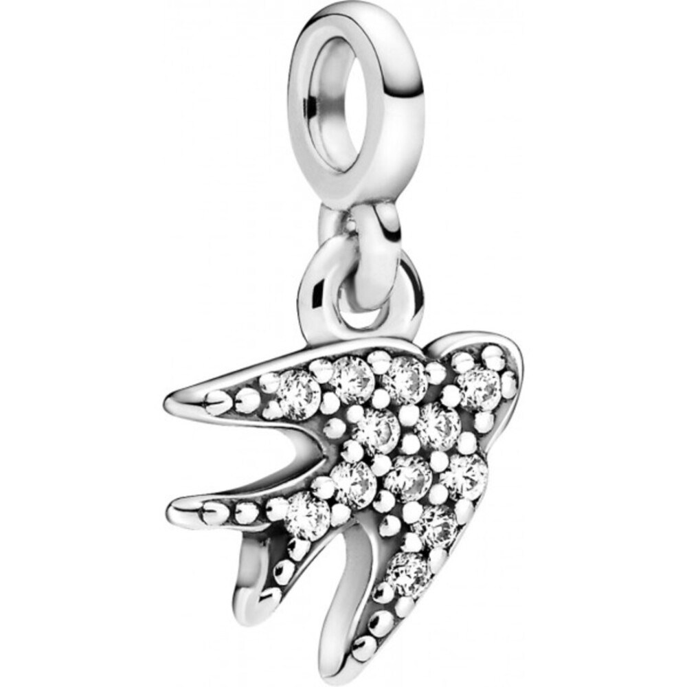 Pandora Me Collection Sommer 2021 My Swallow Dangle Charm Sterling Silber 925 Zirkonia 798984C01