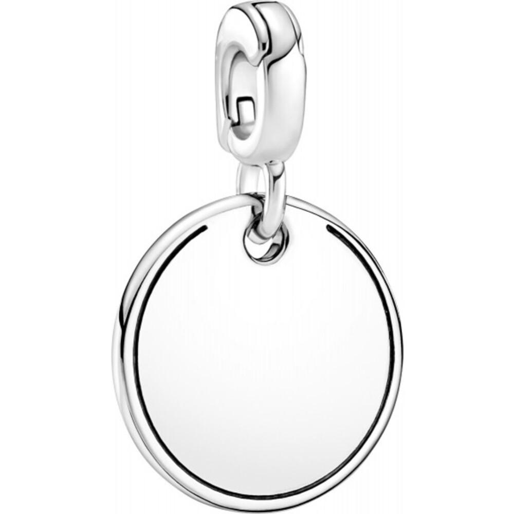 Pandora Me Charm Medaillon 799696C00 Engravable Medallion Sterling Silber gravierbar