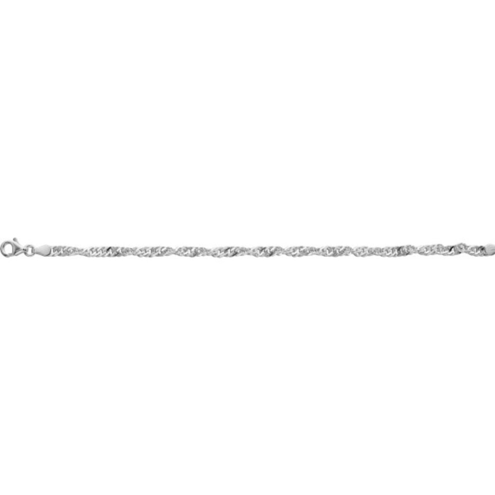 Singapur Kette - Sterling Silber 925/- _01