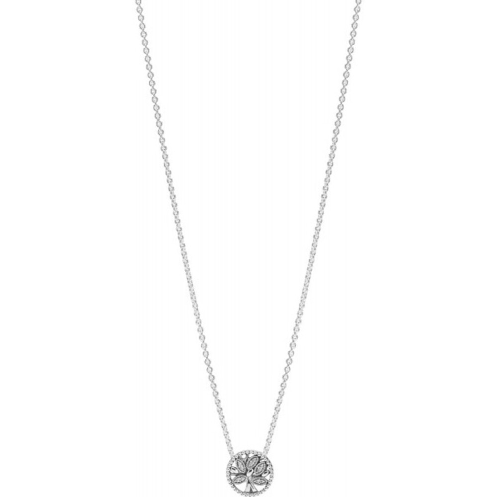 PANDORA Halskette Anhänger 397780CZ-45 45cm Tree of Life Necklace Lebensbaum