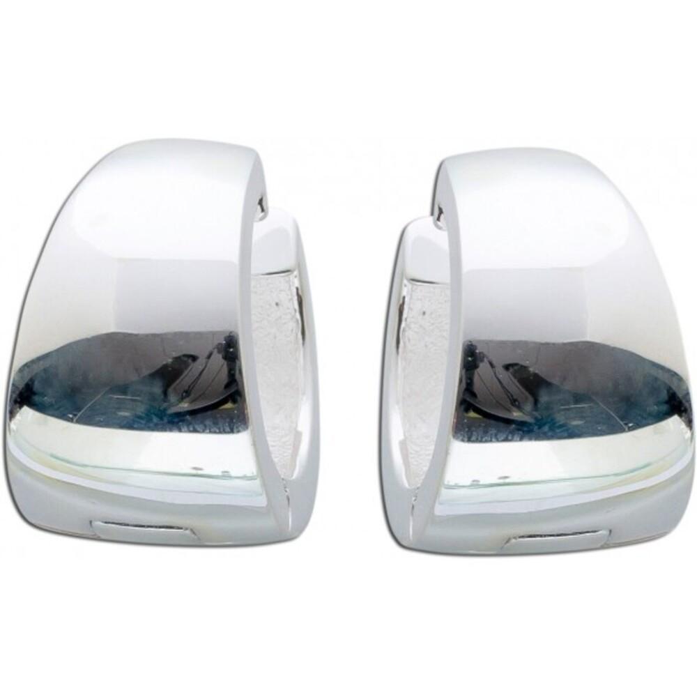 Scharniercreole Silbercreole Silberohrringe Ohrringe Klappcreolen Sterling Silber 925 poliert asymmetrisch_01