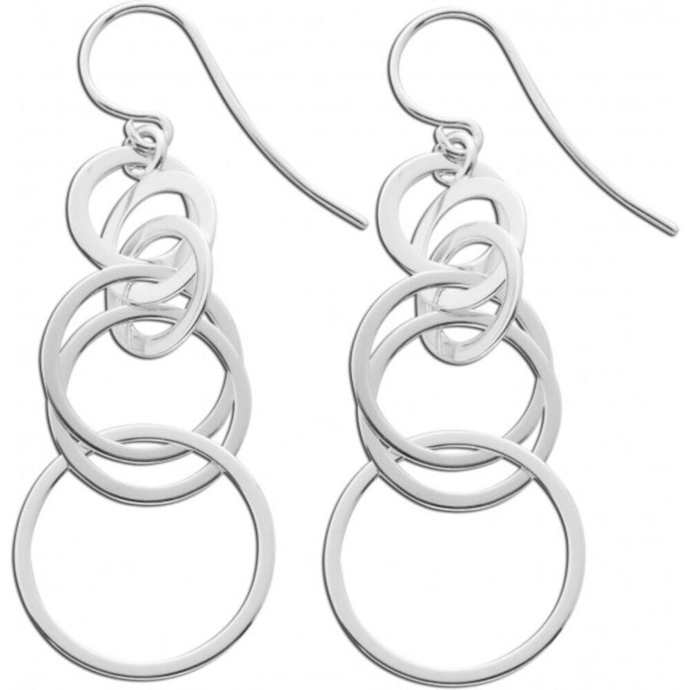 Ohrringe - Ohrhänger Sterling Silber 925 rhodiniert_01