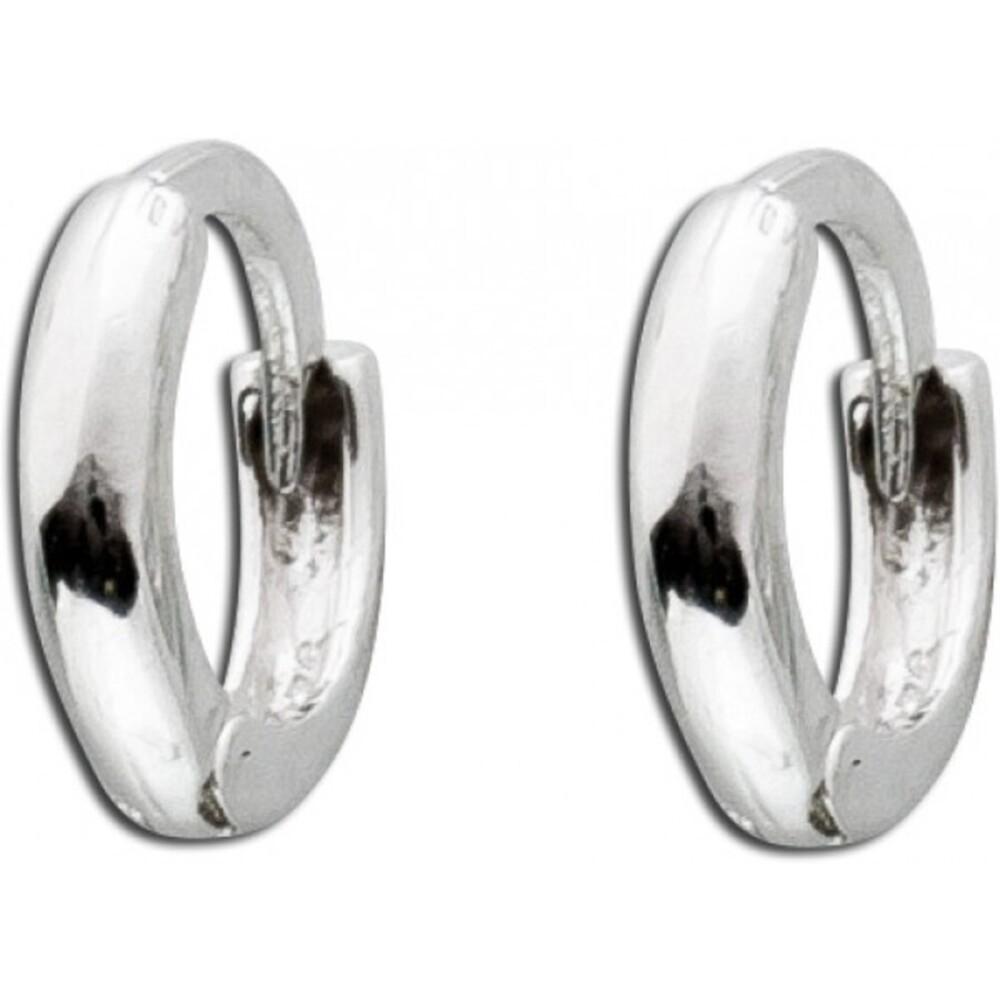 Klappcreolen  Helix Piercing Ohrmuschelrand Creole Silber 925 Silberschmuck Ohrschmuck_01