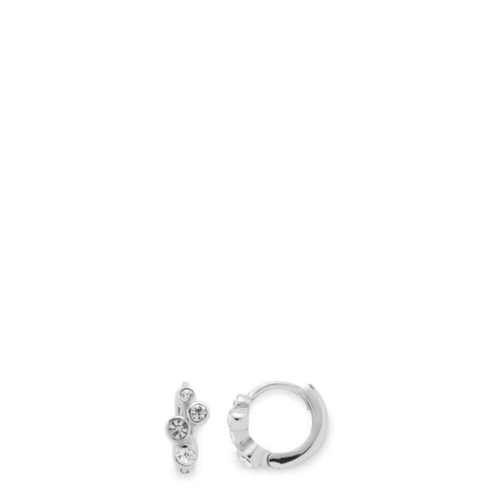 LEONARDO Kreole Mimi 017065 CIAO Ohrring Edelstahl Schliffkristalle