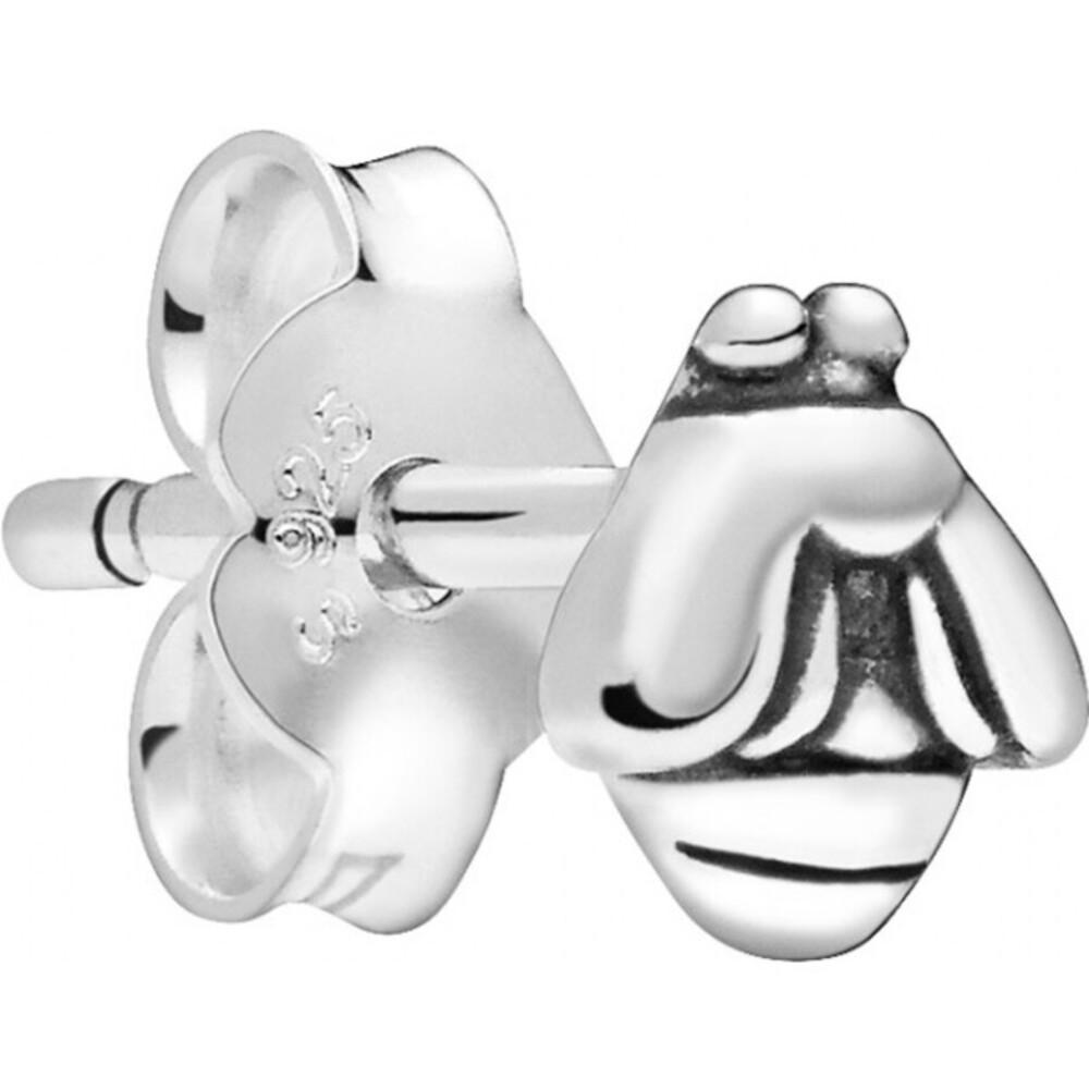 Pandora Me Einzelner Ohrstecker 298541C00 My Bumblebee Silber 925