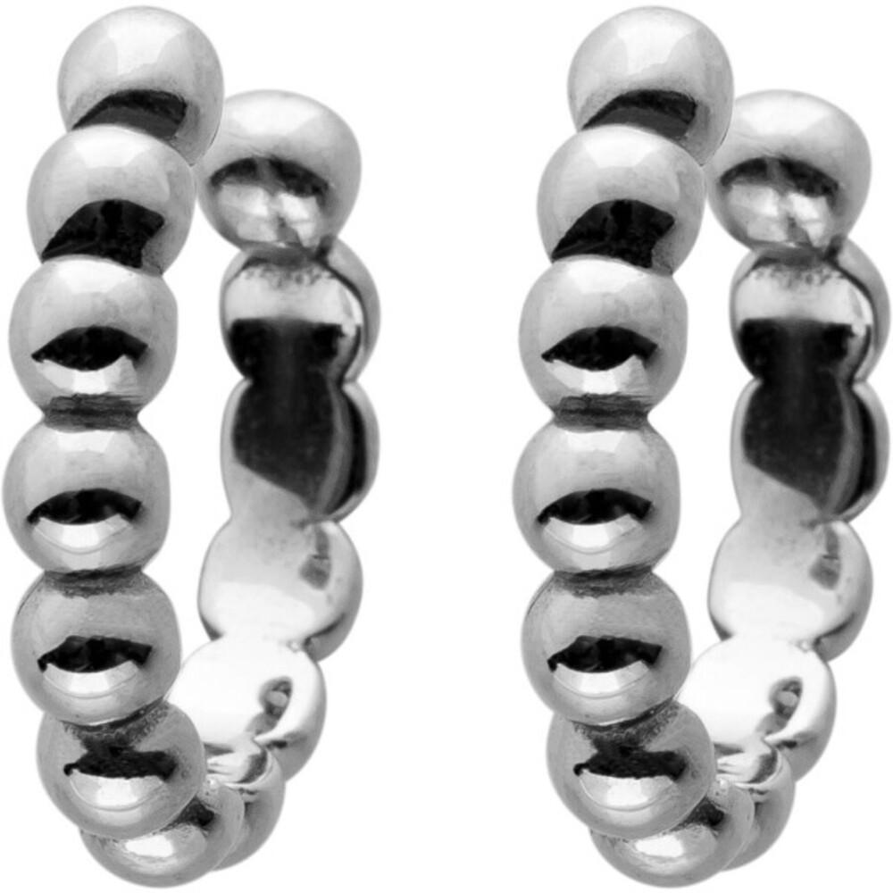 Ear Cuffs Ohrrand CreolenOhrklemmen Edelstahl, T-Y,13x2,6mm