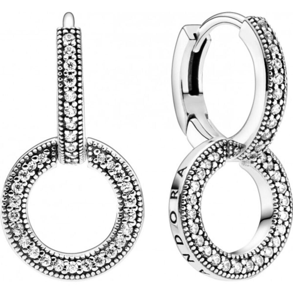 Pandora Creole 299052C01 Sparkling Double Silber 925