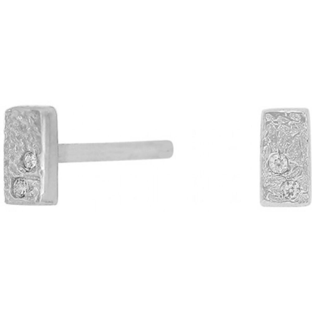 Joanli Nor Ohrstecker 345 259 Gwennor Sterling Silber 925 4x2mm Durchmesser