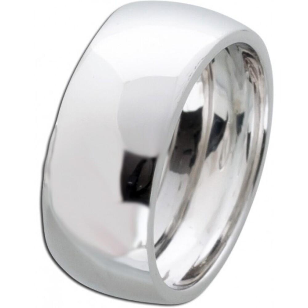 Silber Damen Herren Ring Partnerring Freundschaftsring Unisex Sterling Silber 925 Unisex Schmuck_1