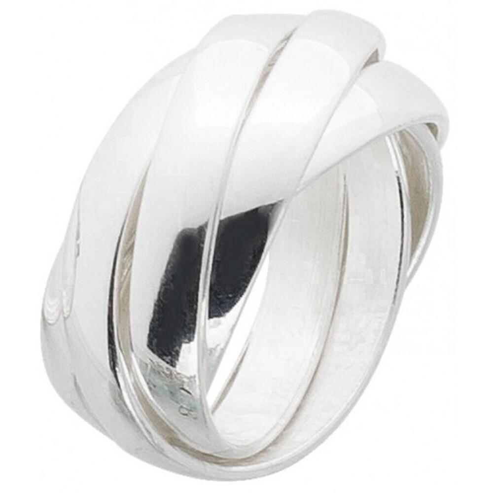 Trinity Ring Damen Silber Ring Sterlingsilber 925 Damenschmuck _1