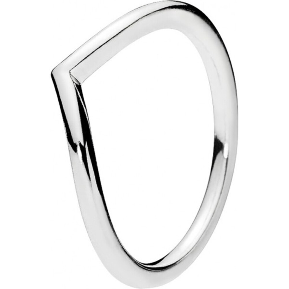 Pandora Ringe 196314 Sterling Silber 925 Glänzender Wunsch