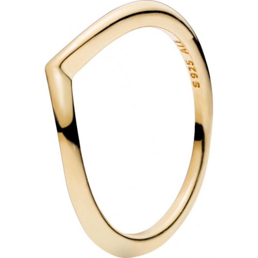 PANDORA Shine Ring 168742C00 Shining Wish Vorsteckring Metall vergoldet 18kt 166314