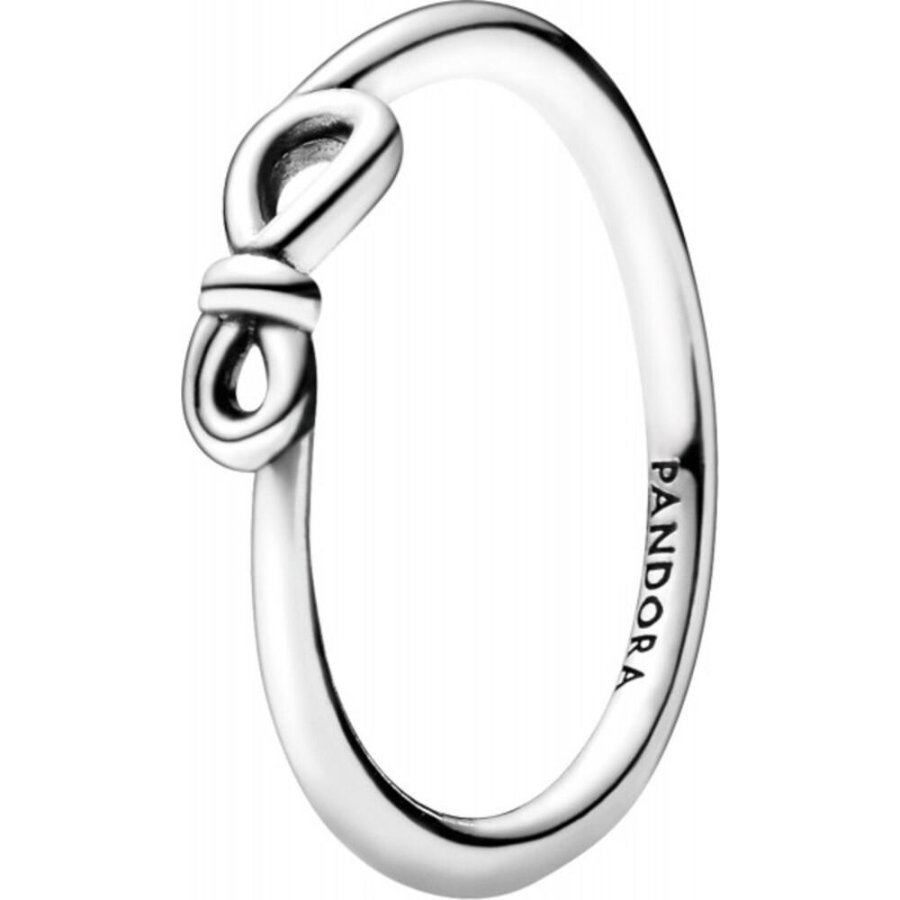 Pandora Timeless Ring 198898C00 Infinity Knot Silber 925