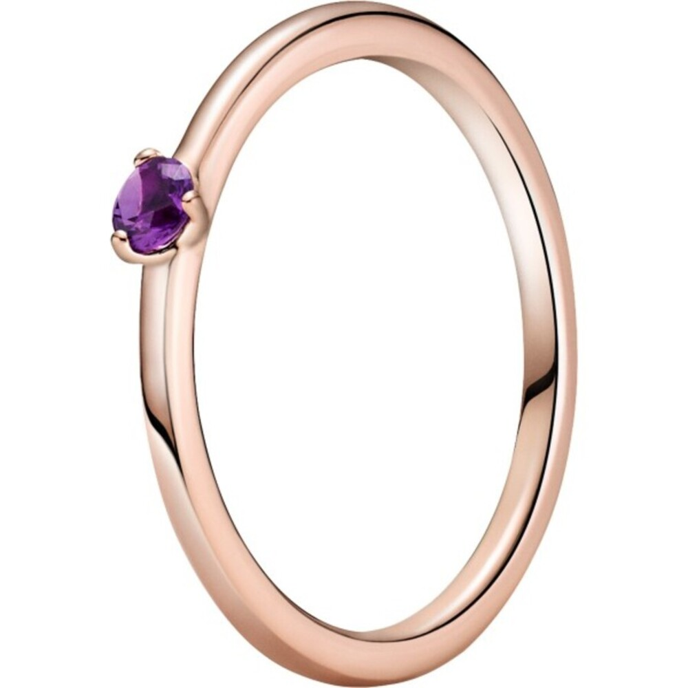 Pandora Rose Ring Pandora Pandora Colours Kollektion lila Kristall Pandora Colours Collection 189259C06