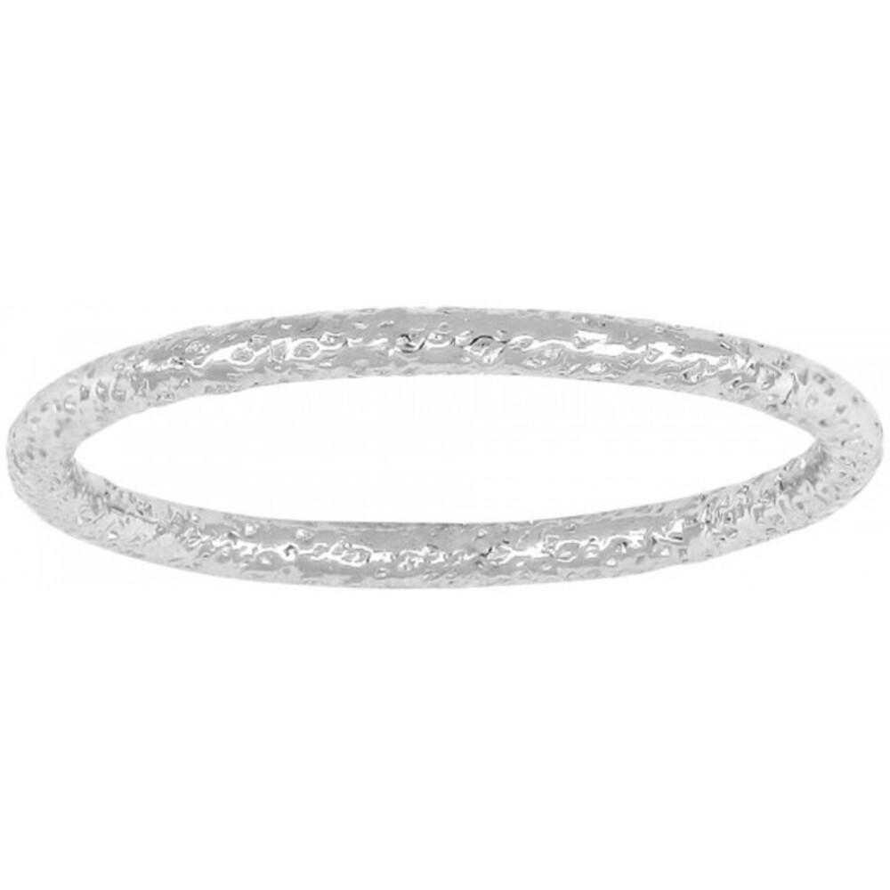 Nordahl Joanli Nor Designer Ring 125325 Sterling Silber gebürstete Oberfläche 17mm 18mm 19mm