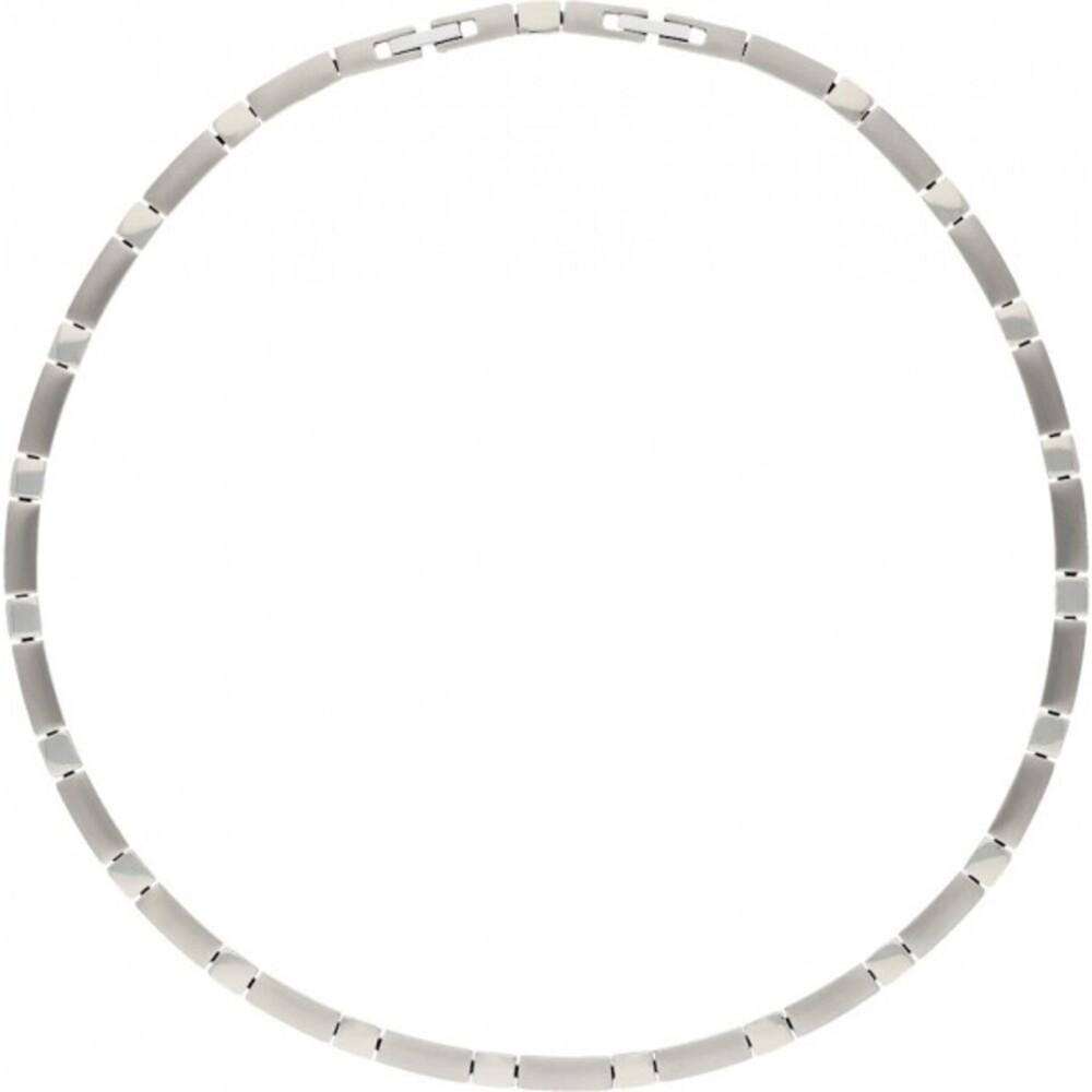 Titania Halskette 26521 Titan Satiniert Poliert