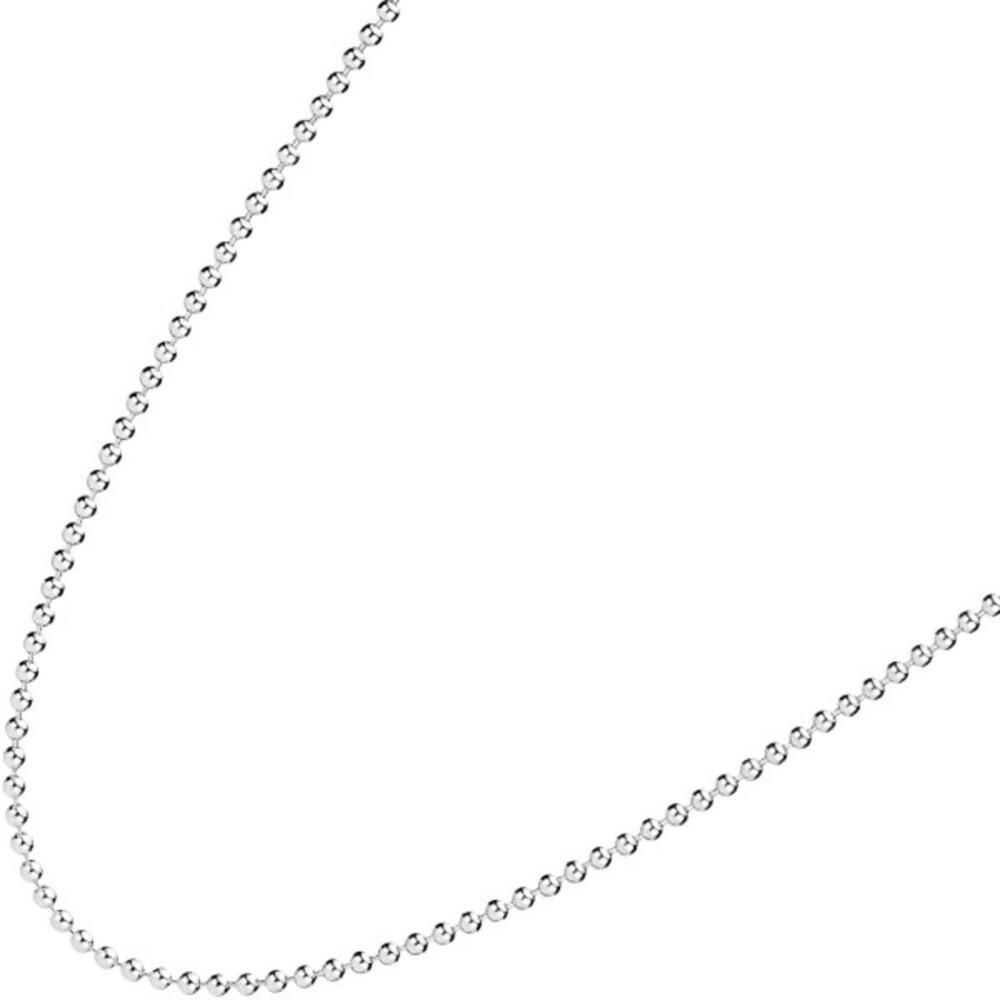 Pandora Icons Halskette 399104C00 Beaded Chain Silber 925