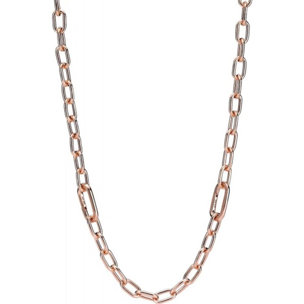 Pandora Me Halskette 389685C00-50 Link Chain Necklace 14k Rose gold-plated 50cm