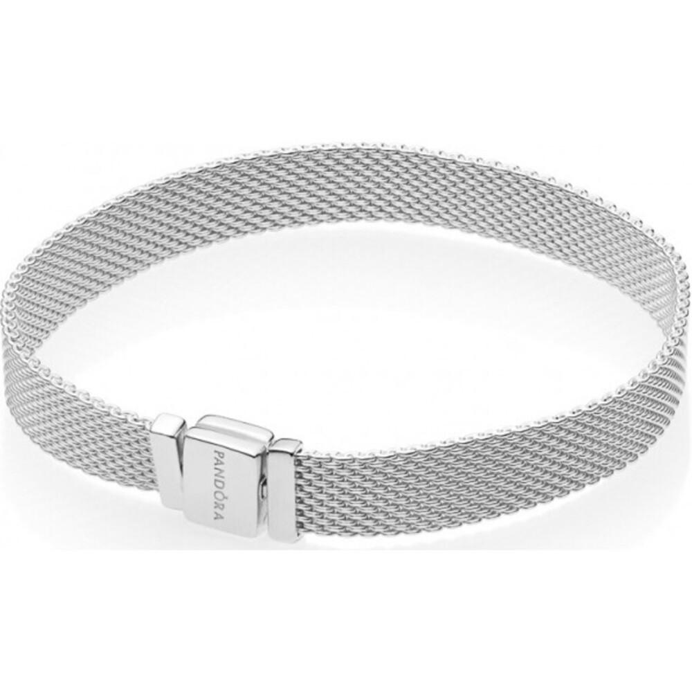 PANDORA REFLEXIONS Armband 597712 Sterling Silber 17-19cm
