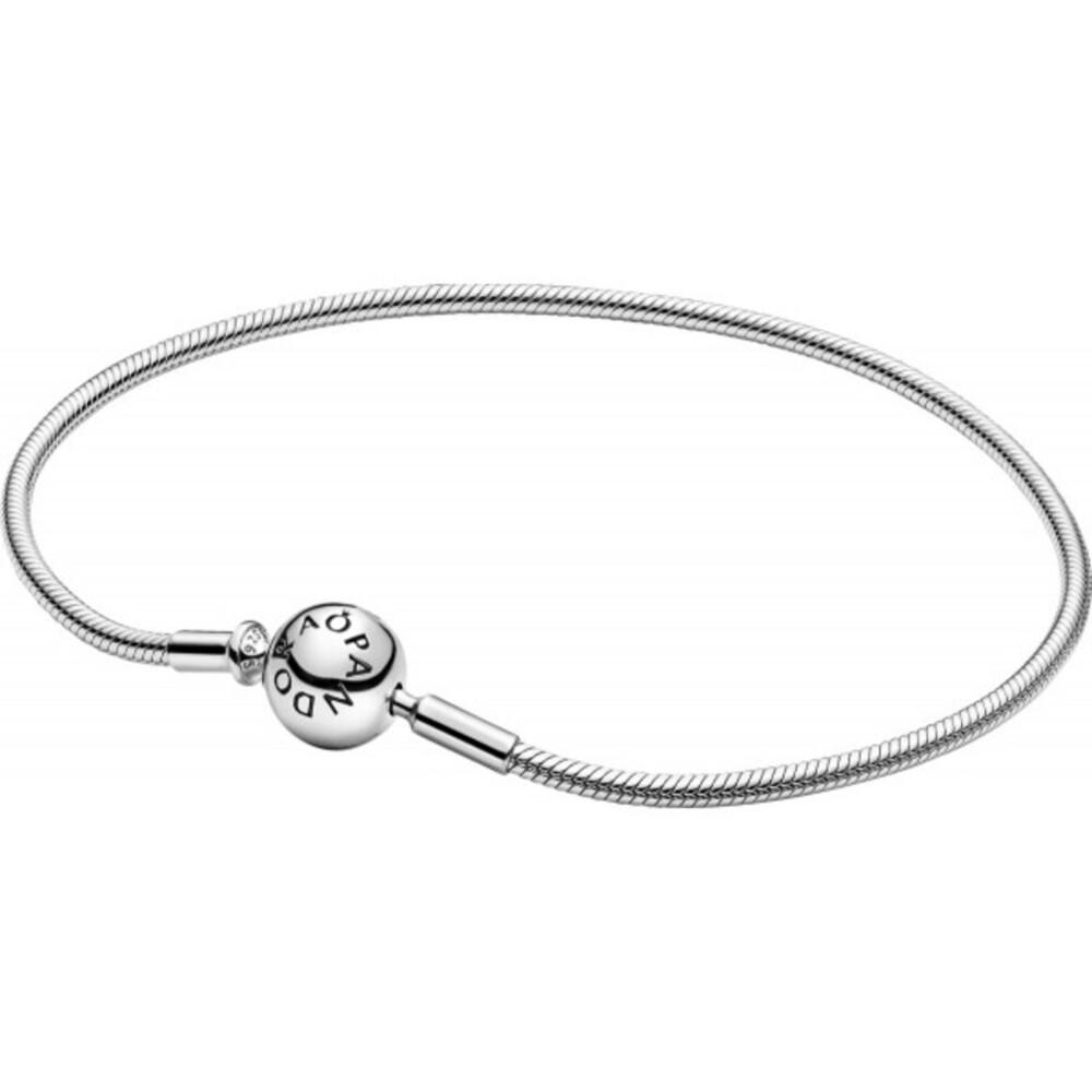 Pandora Me Armband 598408C00 Pandora Me Snake Chain Bracelet Silber 925