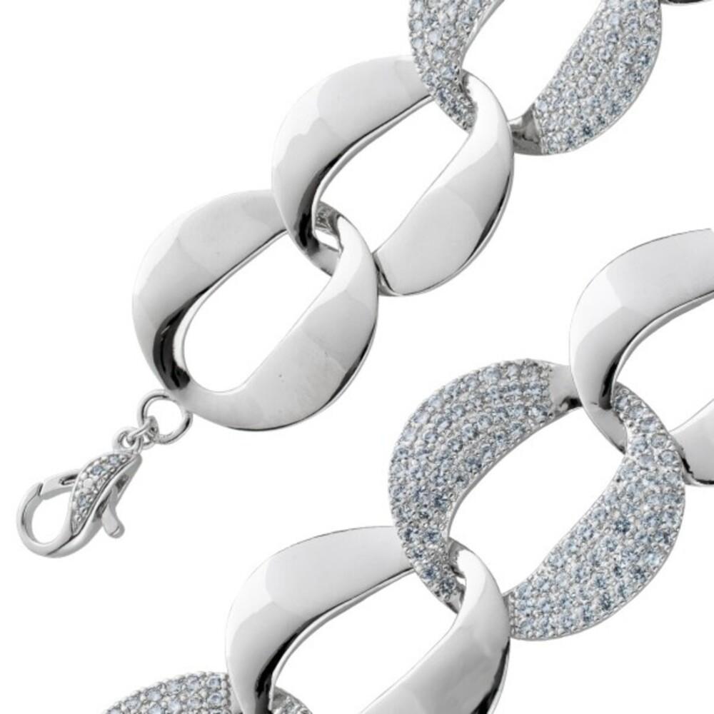 Zirkonia Armband Silber 925 Damenschmuck
