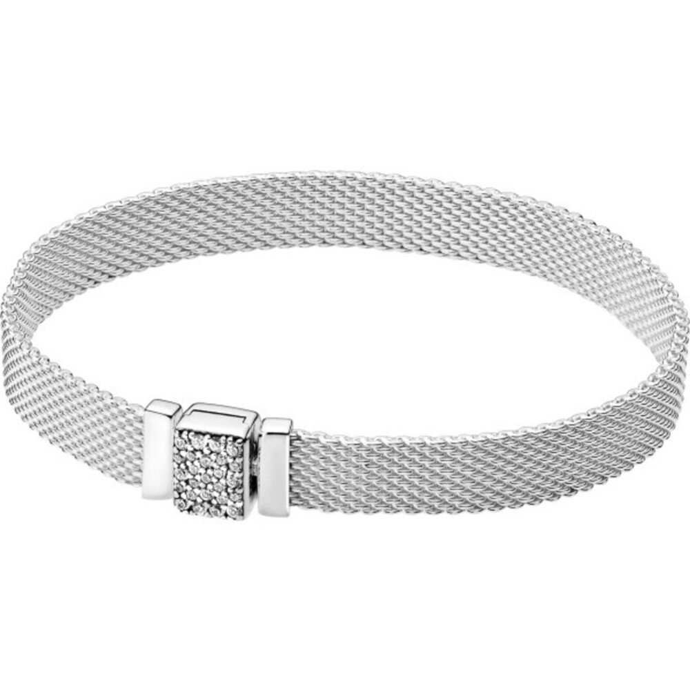 Pandora Reflexions Armband 599166C01 Silber 925 clear cubic zirconia