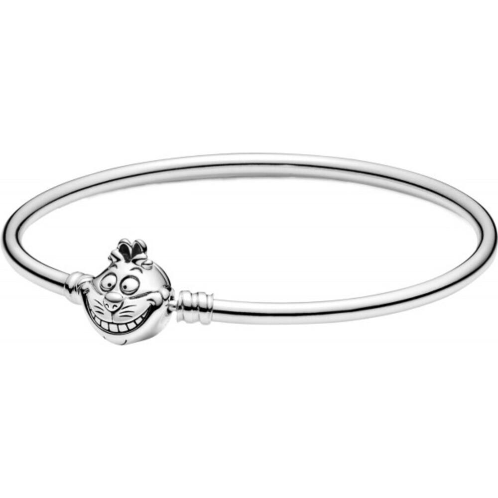 Pandora Disney Armreif 599343C00 Disney Alice in Wonderland Cheshire Cat Sterling Silver 925-1