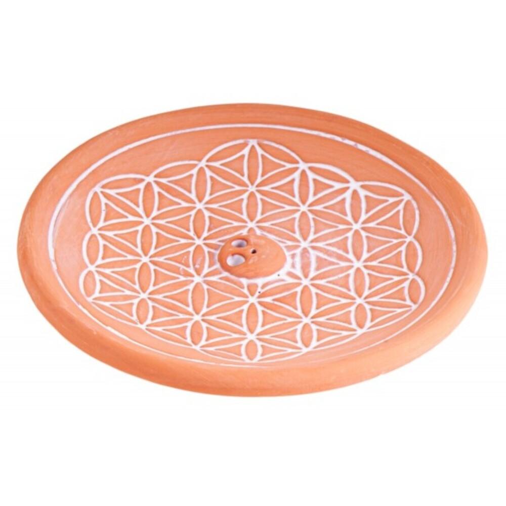 blume-des-lebens-natur-ton-raeucherhalter-keramik-berk-kh-560-br-raeucher-rituale-tibet-japan-indisch-351610_2