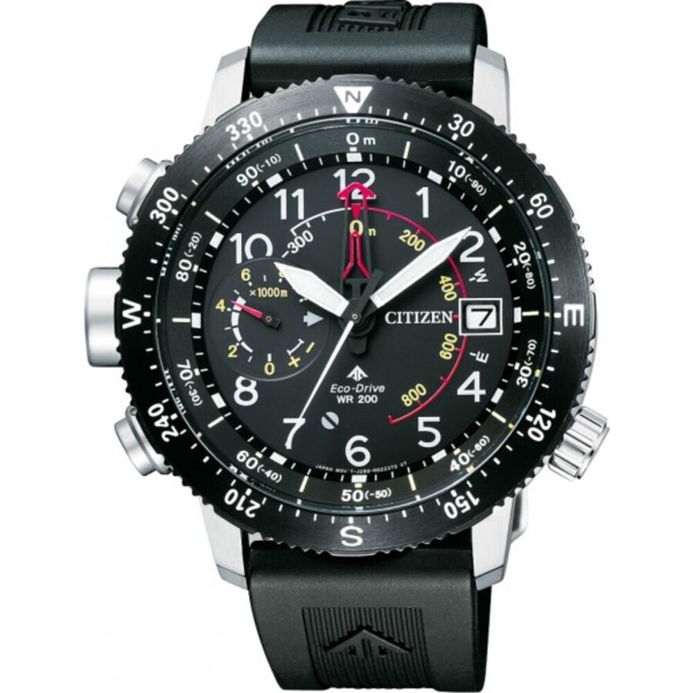 Citizen Uhren BN4044-15E Promaster Altichron Eco Drive Kompass Höhenmesser 20bar