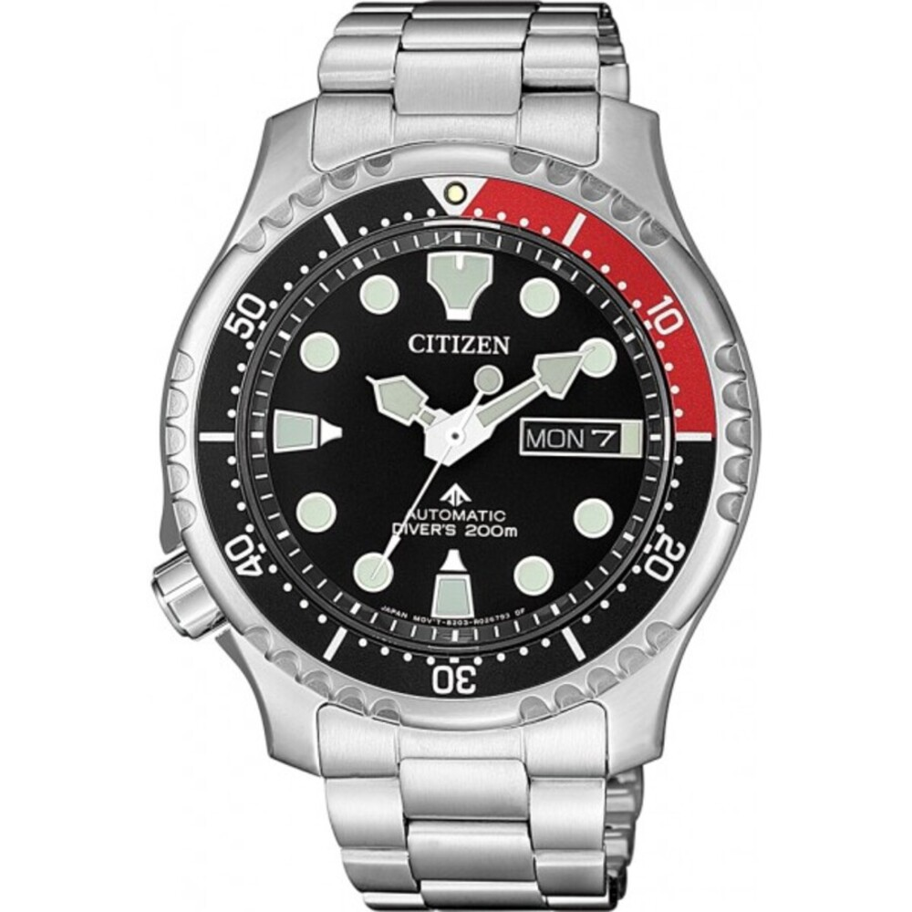 Citizen Cronograph Promaster Marine Automatik Herren Uhr NY0085-86EE