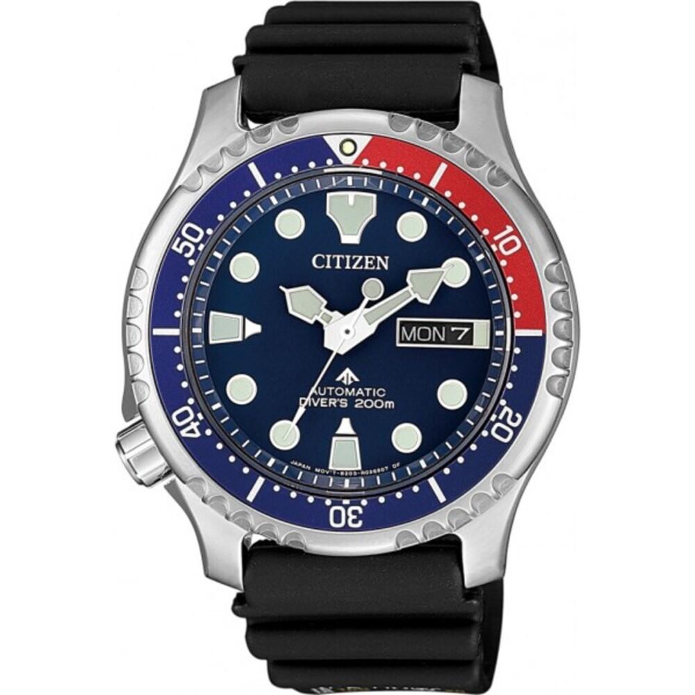 Citizen Promaster Marine Herren Uhr NY0086-16LE Chronograph