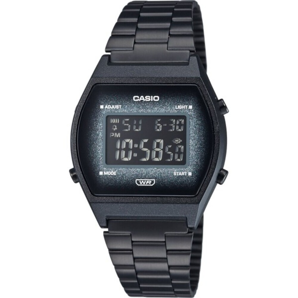 Casio Retro B640WBG-1BEF Unisex Uhr Quarz schwarz