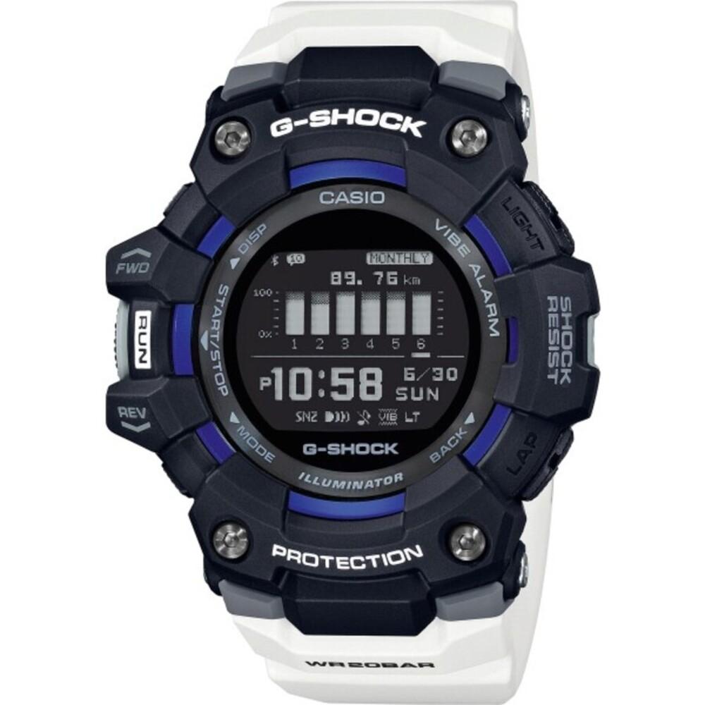 Casio G-Shock GBD-100-1A7ER moderne Fitness Uhr Bluetoth wasserdicht 20 Bar phone finder funktion