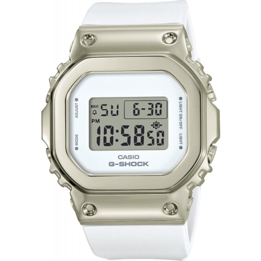 Casio G-Shock GM-S5600G-7ER Damenuhr Wasserdicht Stoppfunktion Alarmfunktion